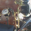 Ford 1913 T Town Car interior ft rt