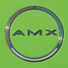 AMC 1970 AMX sail panel badge