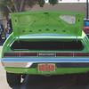 AMC 1970 AMX rear