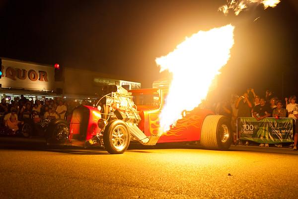 2011 Bixby Knolls Dragster & Car Show