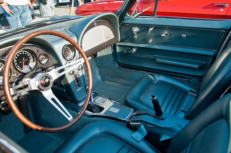 1967 Corvette Roadster Interior