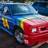 1985 Chevy Truck NASCAR theme