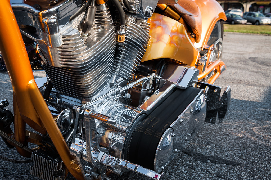 Motorcycle Brunswick Show 2011