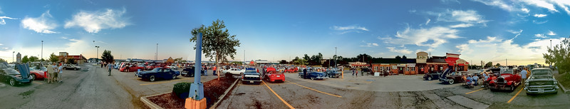 Brunswick Ohio 2011 Car Show