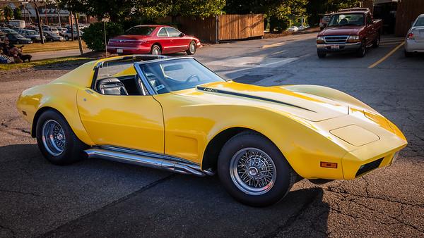 1974 Corvette Coupe