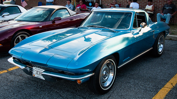 1967 Corvette Coupe