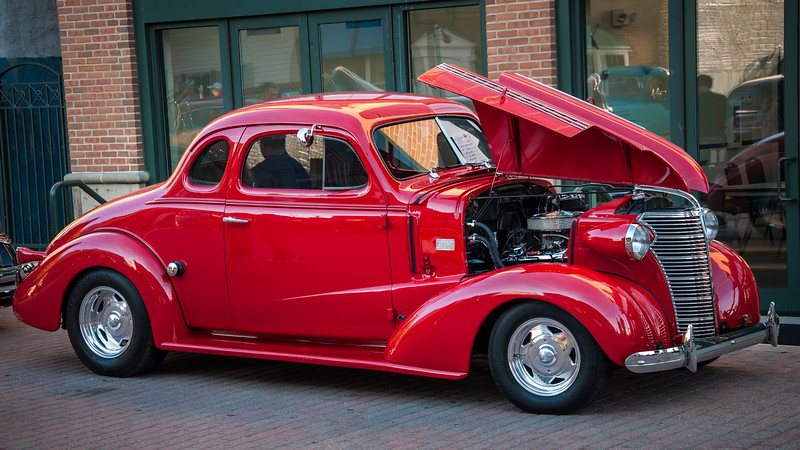 1938 Chevy Coupe