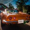 1972 Ontario Orange Firemist Coupe