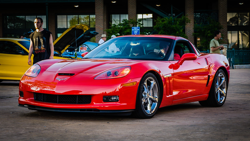 2010 Corvette Coupe Grand Sport