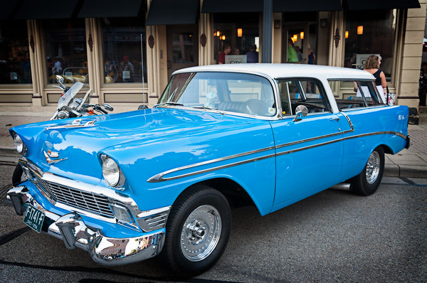 1956 Chevy Belair Nomad