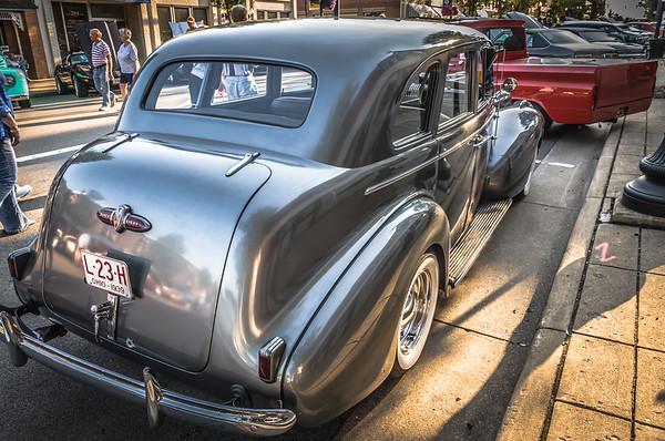 1939 Buick Eight
