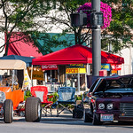Downtown Wooster Car Show