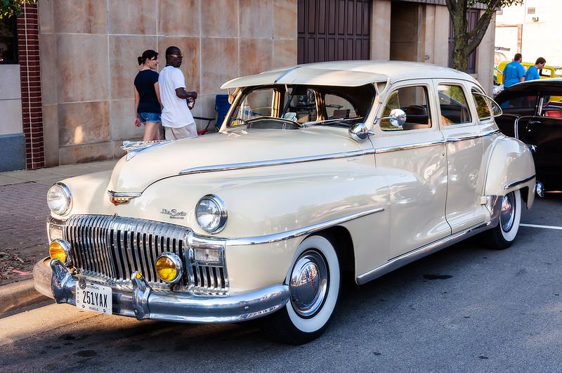 1946 Desoto Deluxe