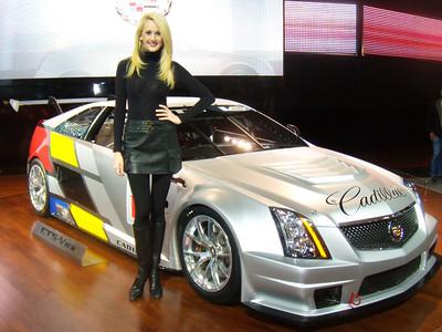 2011 Detroit International Auto Show, January 20, 2011