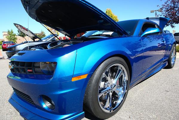 2011 Home Depot Car Show 09/25/11