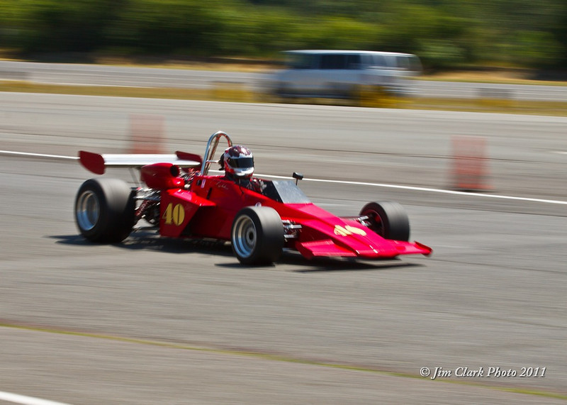 Pacific Northwest Historics Race 2011