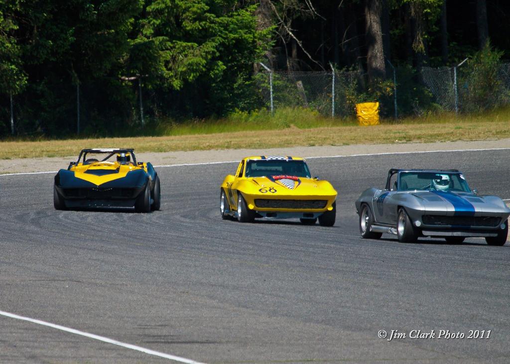Pacific Northwest Historics Race 2011