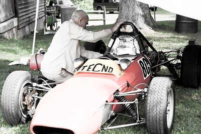 Bill Rutan, Tecno Cosworth 1 liter