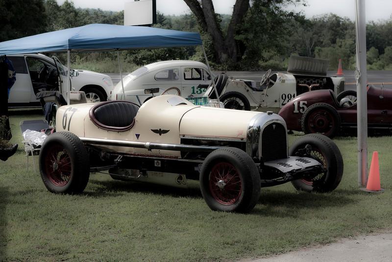 Dorian Berteletti, Hudson Indy car