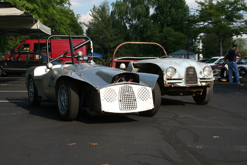 Quantum I next to Hal Mayforth special at SOC 2011