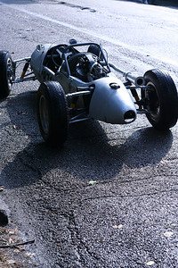Peter Rehl - Cooper Mk XI FIII