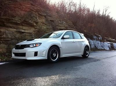 2011 Subaru WRX