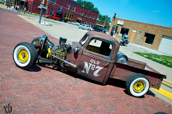 2011 Rat Rod Rally - Burlingame, KS
