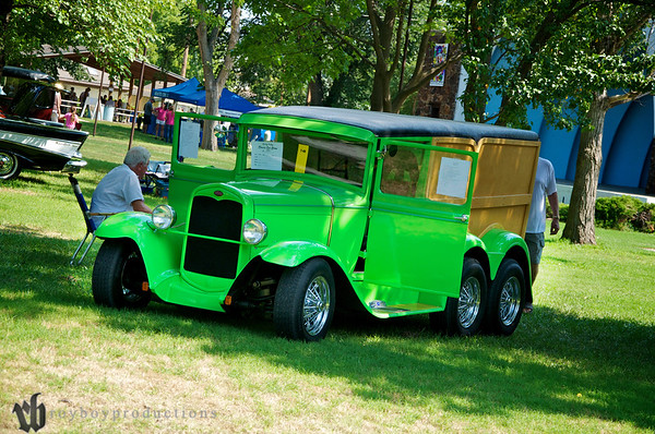 2011 Smoky Valley Classic Car Show