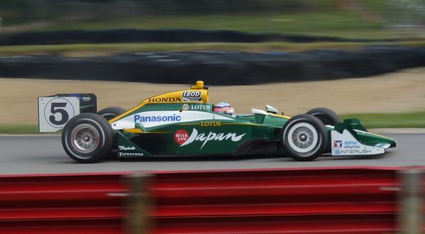 Indycar Test @ Mid-Ohio - 28 July '11