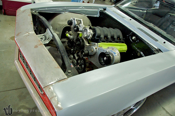 J2 Speed and Custom Open House