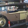 Cadillac 1929 dc phaeton side lf detail