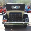 Cadillac 1929 dc phaeton rear