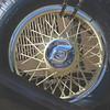 Cadillac 1929 dc phaeton wheel