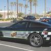 Chevrolet 2008 Corvette Pace Car Replica rr lf