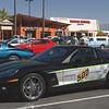 Chevrolet 2008 Corvette Pace Car Replica ft lf