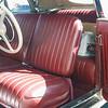 Cord 810 interior ft seat