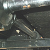 Austin 1928 Seven driveshaft