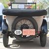 Austin 1928 Seven rear