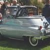 BMW Isetta 300 1956 Bubble Window Cabriolet rr lf