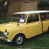 Austin 1963 850 Mini Countryman ft lf