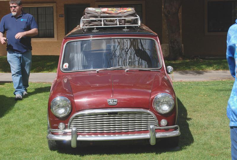 Austin 1960 850 front