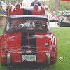 Austin Healey 1959 Sprite rear