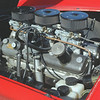 Arnolt-Bristol 1956 engine lf rr