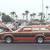 Ford 1979 Pinto Squire Wagon side lf