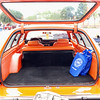 Ford 1979 Pinto Squire Wagon rear