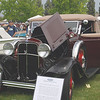 Ford 1932 Drauz Convertible Victoria ft lf