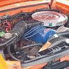 Ford 1979 Pinto Squire Wagon engine