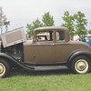 Ford 1932 5 window coupe side lf