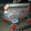 Case early 1900s thrashing machine sales demo model rr rt
