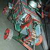 Case early 1900s thrashing machine sales demo model ft rt